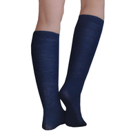 Navy Blue Socks