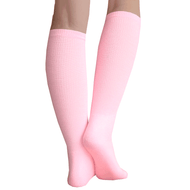 light pink socks