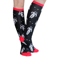 astronaut space socks
