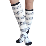 sheet music socks