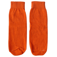 orange kids socks