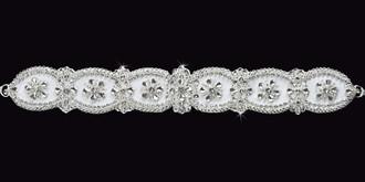 Organza Wedding Belt