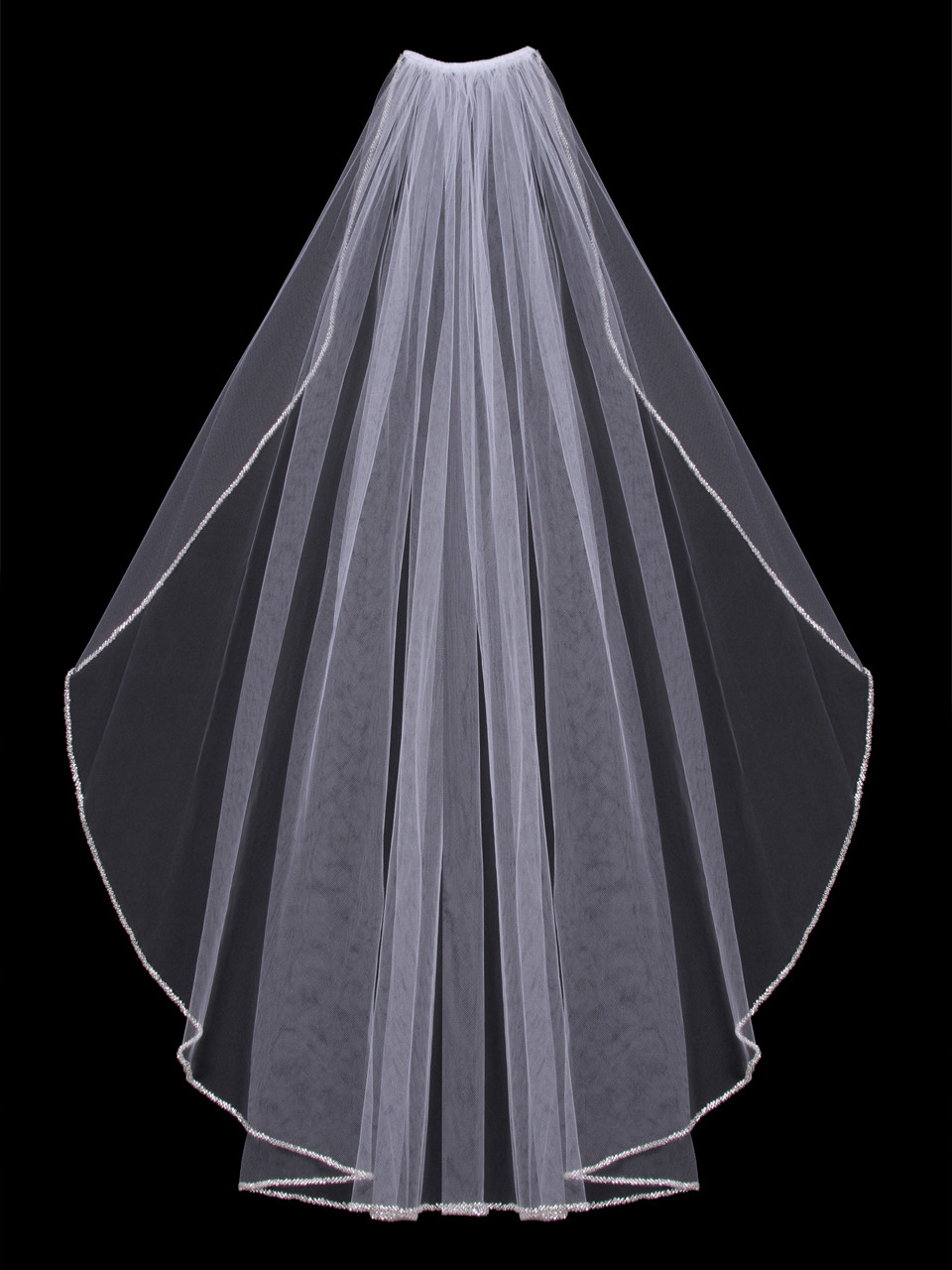 bridal veil latin singles Complete your stunning bridal look with the perfect wedding veil at david's bridal our wedding veils include various styles, including birdcage veils.