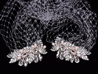 Bridal Cage Veil | CV1679