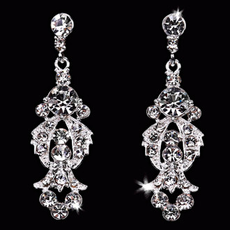 Bridal Earrings | E1666