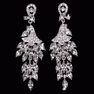 Bridal Earrings | E1669