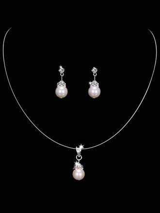 Bridal Necklace Set | NL1650
