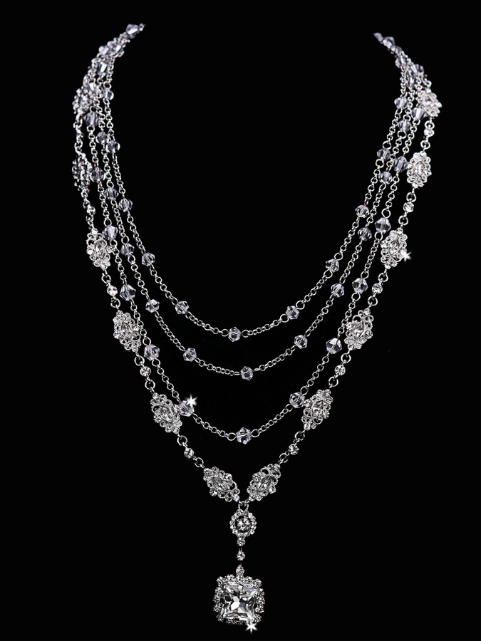 Bridal Jewelry Necklace Sets