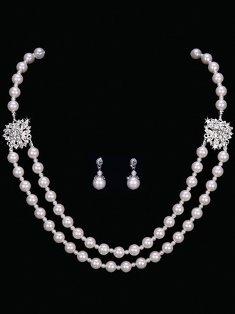 Bridal Necklace Set | NL1657