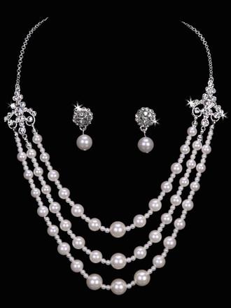 Bridal Necklace Set | NL1658