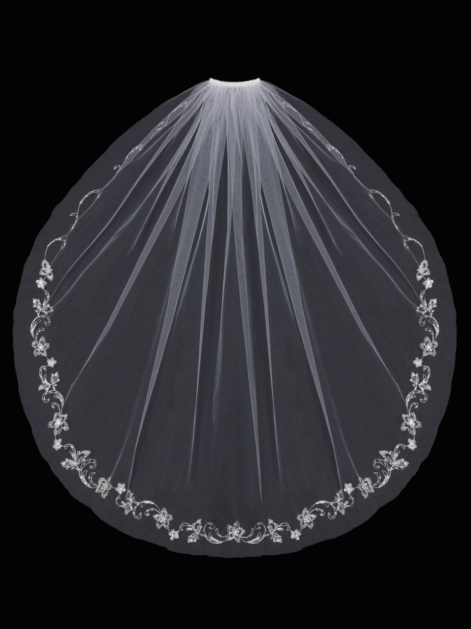 product category bridal veils