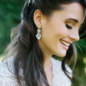 Bridal Earrings | E1763