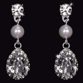 Bridal Earrings | E1767
