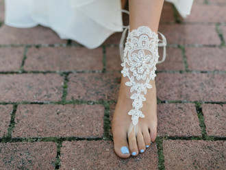 Bridal Foot Jewelry | FJ1721