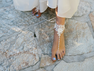 Bridal Foot Jewelry | FJ1724