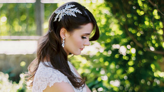 Bridal Hair Comb | HC1735