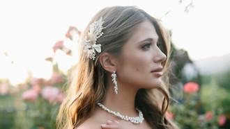 Bridal Hair Comb | HC1738