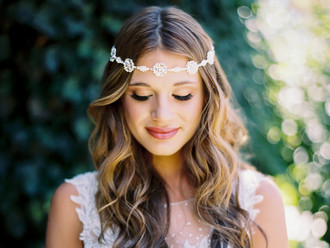 Bridal Hair Jewelry | HJ1742