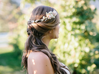 Bridal Hair Jewelry | HJ1745