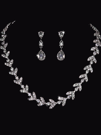 Bridal Necklace Set | NL1752