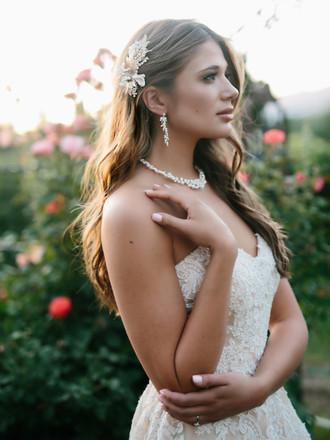 Bridal Necklace Set | NL1756