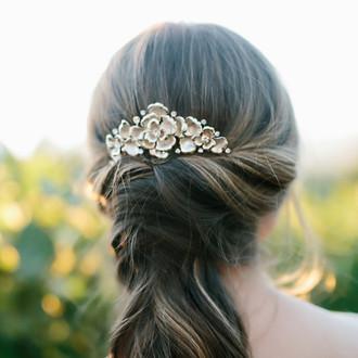 Bridal Veil Comb | VC1779