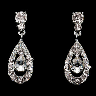 Bridal Earrings | E1867