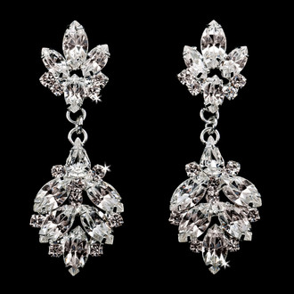 Bridal Earrings | E1873