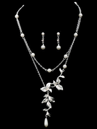 Bridal Necklace Set | NL1851
