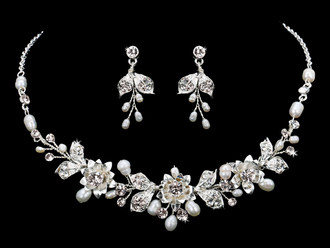 Bridal Necklace Set | NL1857