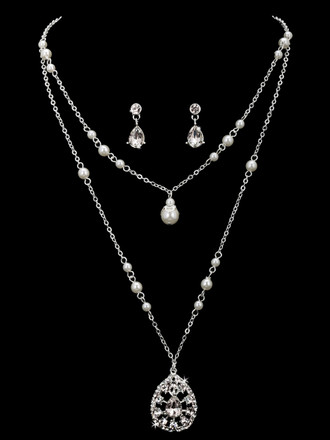Bridal Necklace Set | NL1861