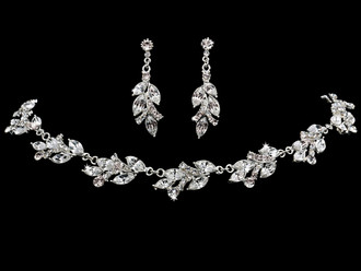 Bridal Necklace Set | NL1863