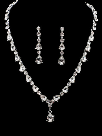 Bridal Necklace Set | NL1864