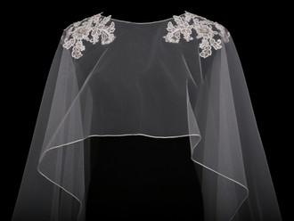 Bridal Capelet | CP1849