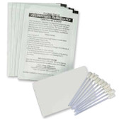 Basic Cleaning Kit - for Sunlight Saturn/Star  ID  Printers *