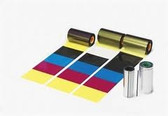 Magicard Prima 4 YMCK Color Dye Film & Retransfer Film Set
