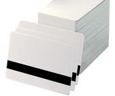 Hi Co Mag Stripe PVC Cards, CR80, 30 Mil*