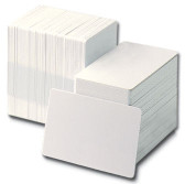 Blank White Cards, CR80, 30 Mil*