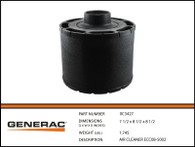 AIR CLEANER ECC08-5002
