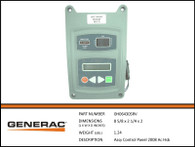 Generac Control Panel Assembly