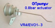 VR4/EVO1- 3 replacement actuators 0.8 Bar