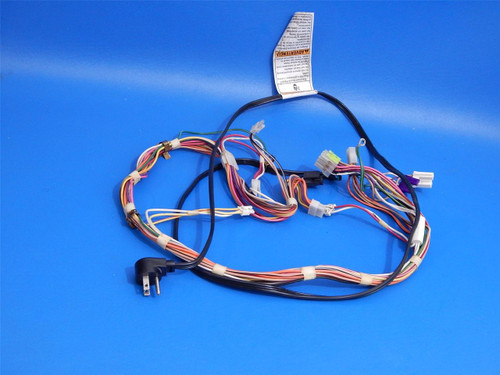 Whirlpool Gold Side/Side Refrigerator GD5RHAXNT00 Wall Plug Wire Harness 2187748