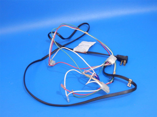 Whirlpool Gold Side/Side Refrigerator GD5SHGXKT02 Wall Plg Wire Harness 2187398