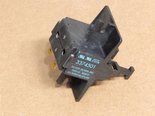 Whirlpool Dishwasher DU945PWPQ0 Detergent Dispenser Actuator 3374501