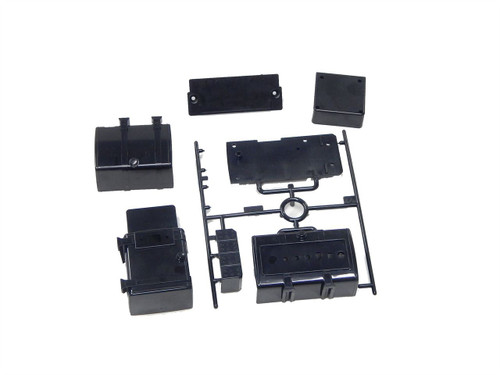 TAMIYA SCANIA R620 1/14 VIBRATION CONTROL UNIT ELECTRONICS RECEIVER BOXES