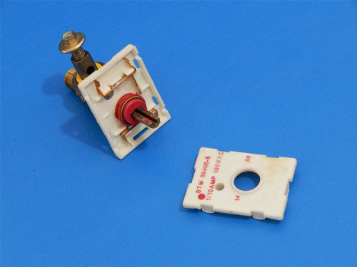 Maytag Gas Oven Range MGR5755QDQ Burner Control Switch Valve 12002236
