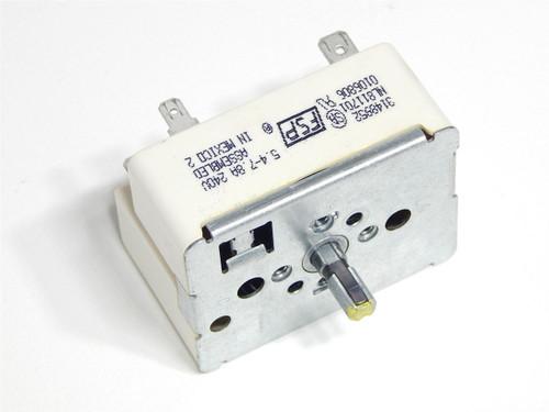 Whirlpool Range Oven RF385PXGW2 5.4-7.8 Amp Surface Burner Switch 3148952