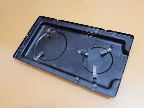Jenn Air Slide In Electric Range Oven SVE47500B Glass Ceramic Cartridge Pan