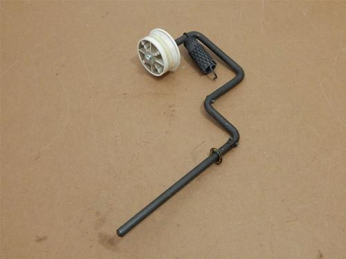 Maytag Performa Dryer PYE3300AYW Idler Pulley Arm & Spring 53-2287 53-2209