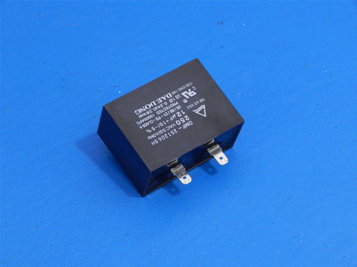 Samsung 3 Door Bottom Mount Refrigerator RF265ABBP Capacitor 2301-001837